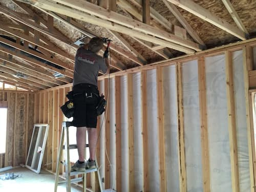 Photos Of Electrician Projects