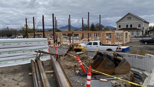 Photos Of New Construction Electrical Contracting Projects