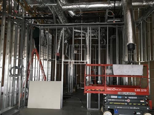 Photos Of A Electrical Contracting Services
