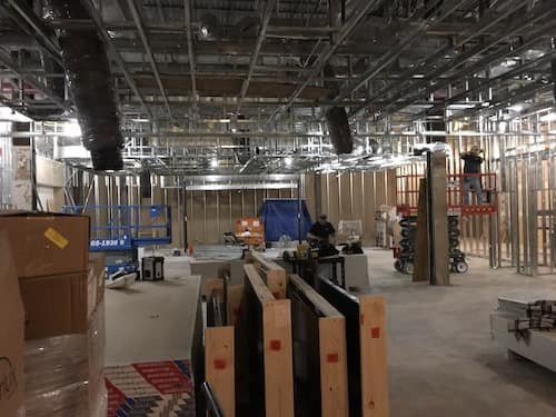 Electrical Contractor, New Retail Store