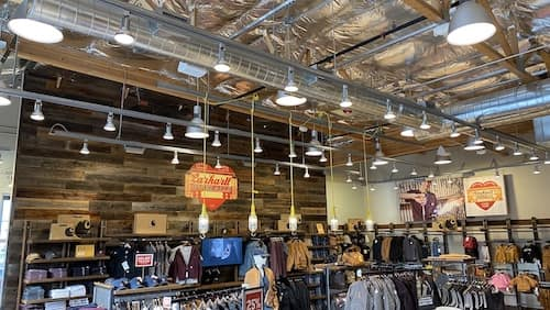 New Retail  Store Lighting Project